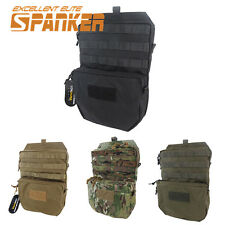 1000D Spanker MOLLE Tactical Hydration Pack 3L Water Pack Tactical Vest Backpack