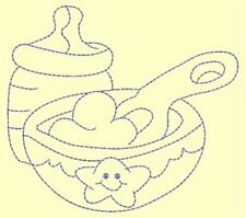 BABY THINGS RW-DESIGN 5-Anemone Machine Embroidery Singles-3 sizes-75-100-125 mm