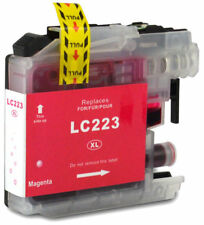 printer cartridge ink cartridges magenta compatible with Brother LC-223 XXL