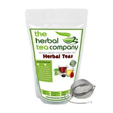 Black Haw Bark Loose Herbal Tea Blends 100g Made Fresh To Order FREE INFUSER