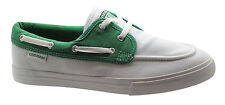 Converse Sea Star OX Mens Boat Shoe Trainers Green White Lace Up 129742C D57