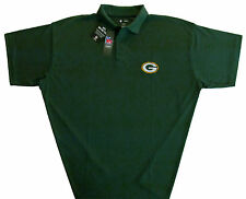 Green Bay Packers NFL Mens Big &  Tall Team Apparel Golf Polo Shirt - Green -NWT