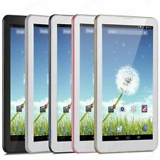 XGODY 7'' Android 4.4 Dual Sim 3G Smart Phone 4GB Dual Core Camera GPS Tablet PC