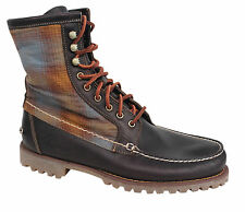 Timberland Mens Authentics 8-Inch Rugged Lace Up Handsewn Boots A138F U58