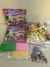 Lego Friends 3315 Olivia's House **Missing 1 Piece -- Includes Booklet - No Box