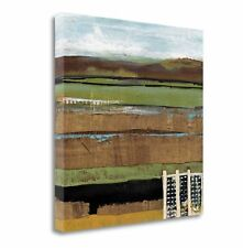 'Grazing Range I' by Leslie Bernsen Painting Print on Wrapped Canvas