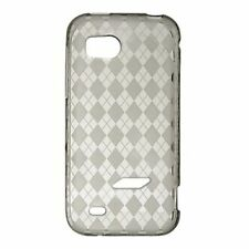 For HTC Rezound / Vigor Crystal TPU Rubber Candy Skin Case Cover