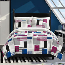 Latitude Run Whitfield Reversible Bed-In-a-Bag Set