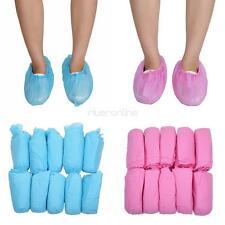 Disposable Non Slip Fabric Protect shoe Boot cover 100 Pairs Medical Carpet New