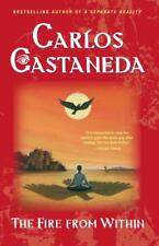 THE FIRE FROM WITHIN - CASTANEDA, CARLOS - NEW PAPERBACK BOOK