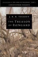 THE TREASON OF ISENGARD - TOLKIEN, J. R. R./ TOLKIEN, CHRISTOPHER - NEW PAPERBAC