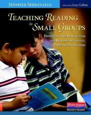 TEACHING READING IN SMALL GROUPS - SERRAVALLO, JENNIFER/ CALKINS, LUCY (FRW) - N