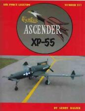 CURTISS ASCENDER XP-55 - NEW PAPERBACK BOOK
