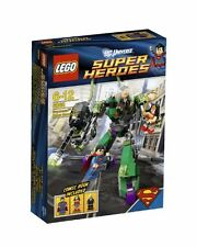 LEGO Super Heroes Superman vs. Power Armor Lex (6862) - Retired & Hard To Find