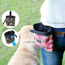 Pet Dog Puppy Food Training Pouch Obedience Training Treat Snack Bag Dispenser