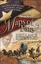 MAPS OF FATE - ROSENTHAL, REID LANCE - NEW PAPERBACK BOOK