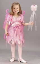 Angel Fairy Pixie White or Pink Cute Dress Up Halloween Toddler Child Costume
