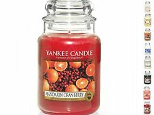 Yankee Candle Scented 22 oz Large Jar Candles - Assorted Scents and Sizes
