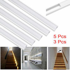 Aluminium Profile With Diffuser Track Channel for LED Strip Lights Lamp