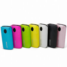 Bolan 4400mAh 2-Port USB Charger 2.1A 1.0A Portable External Battery Charger