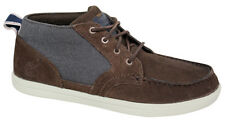 Timberland Earthkeepers Fulk Mens Chukka Lace Up Brown Boat Shoes 6941A D80