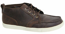 Timberland Earthkeepers Fulk Mens Chukka Lace Up Brown Boat Shoes A13FD U2