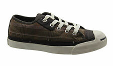 Converse JP OX Oxford Jack Purcell Brown Canvas Mens Unisex Trainers 125245C U58