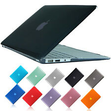 "Rubberized Hard Case Cover for MacBook Pro 13"" Air 13"" 11"" Pro 15"" 12 Retina"