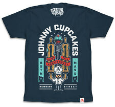 BOSTON EXCLUSIVE Johnny Cupcakes T-Shirt (MEN'S): 11 Year Rolling Pin