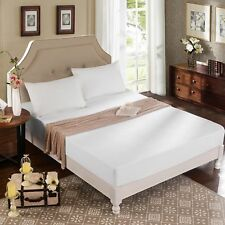 Viscose Rayon from Bamboo Terry Hypoallergenic Waterproof Mattress Protector