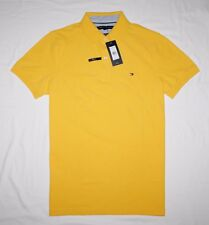 Tommy Hilfiger Men Slim fit pique Stretch Polo shirt size M , L new with tags