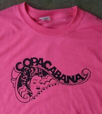 Barry Manilow Copacabana t shirt vintage style mens/ladies color choice S-5Xlg