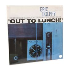 ERIC DOLPHY OUT TO LUNCH BLUE NOTE VINYL LP RECORD T SHIRT SET NEW SEALED 85391