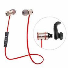 Red ZH53 In-Ear Wireless Sports Bluetooth 4.1 Headphone Earbuds Headset Earphone