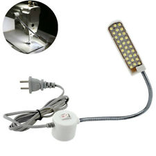 AC 110V-220V 30 LED Light Lamp Sewing Machine Magnetic Base Switch For Sewing