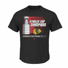 New Tags Chicago Blackhawks Stanley Cup Champions 2015 Youth Medium, Large, XL