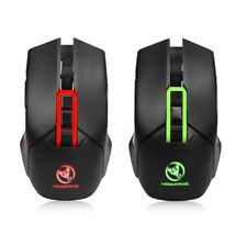 Laptop 7Buttons LED Optical 2.4GHz Wireless Mouse Gaming Mice For Pro Gamer