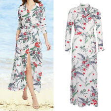 Girls Norwegian Beach Cover UP  Beautiful Floral Dresses with Long Sleeves