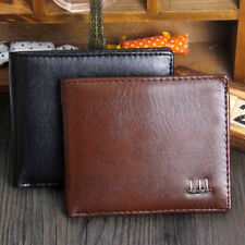 New Men Bifold Business Leather Wallet ID Credit Card Holder Purse Pockets Cheap