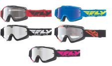 Fly Racing Adult Zone MX ATV Motorcycle Goggles All Colors