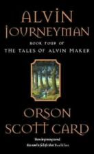 Alvin Journeyman: Tales of Alvin Maker, book 4 by Card, Orson Scott 1841490296