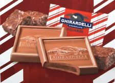 PEPPERMINT BROWNIE GHIRARDELLI MILK CHOCOLATE SQUARES (Lindt Lindor) christmas