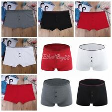 Mens Lingerie Sport Performance Stretchy Boxer Brief Underpants Shorts Plus Size