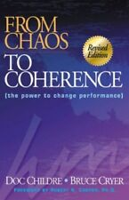 From Chaos to Coherence by Childre, Doc 1879052466 The Fast Free Shipping