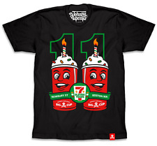BOSTON EXCLUSIVE Johnny Cupcakes T-Shirt (Women's): 279 11 Year (#ed to 111)
