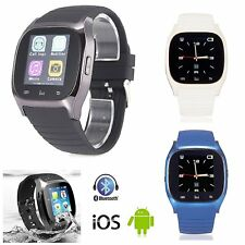 M26 Waterproof Bluetooth Smart Wrist Watch Phone For Android iPhone Samsung Sony