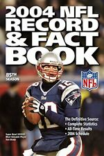 NFL Record and Fact Book 2004 (Official NFL Record... by Editors, Nfl 1931933715