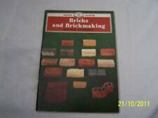Bricks and Brickmaking (Shire album) by Hammond, Martin 0852635737 The Fast Free