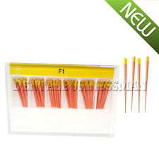 60pcs Lot Dental Gutta Percha Points Tips F3 for DENTSPLY Maillefer Protaper