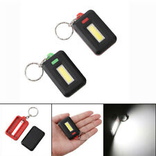 Portable COB Keychain Torch Flexible Inspection Lamp Cordless Worklight Newest